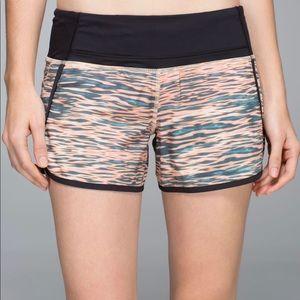 Lululemon Run 2.5 Shorts